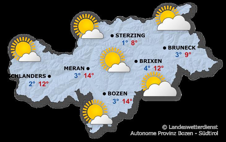 Das Wetter heute, 28.10.2020