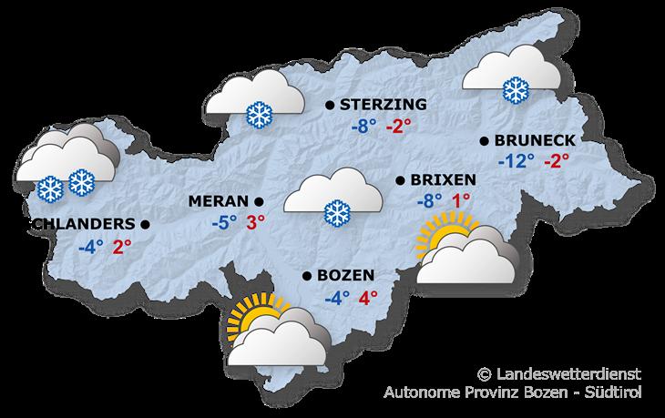 Das Wetter heute, 27.01.2021