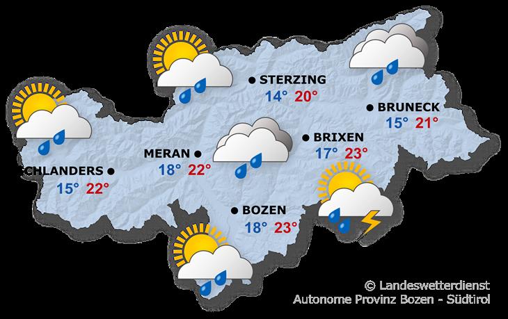 Das Wetter heute, 16.09.2021